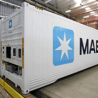 Maersk может расстаться с бизнесом по производству рефконтейнеров