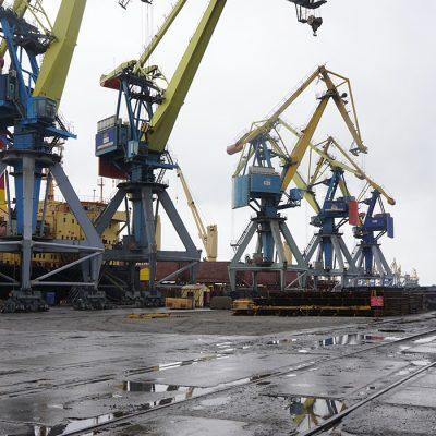 Госстивидор ММТП обрабатывает одновременно 7 судов