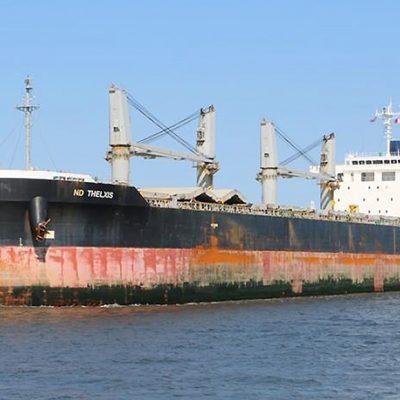 Госстивидор «Черноморск» отгрузил 57 тыс. тонн стальной заготовки за трое суток