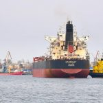 Морпорты сократили количество обработанных судов на 16% в первом квартале