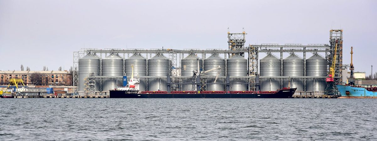 Экспорт зерна приблизился к 35 млн тонн с начала сезона
