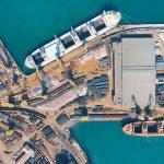 Порт Одесса сократил грузооборот на 21% в первом квартале