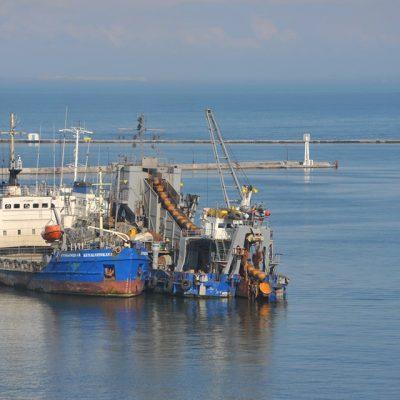 АМПУ углубила подходы к Одесскому порту