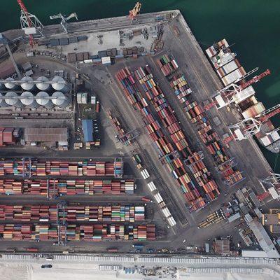 Морпорты сократили контейнерооборот на 7% в январе-феврале