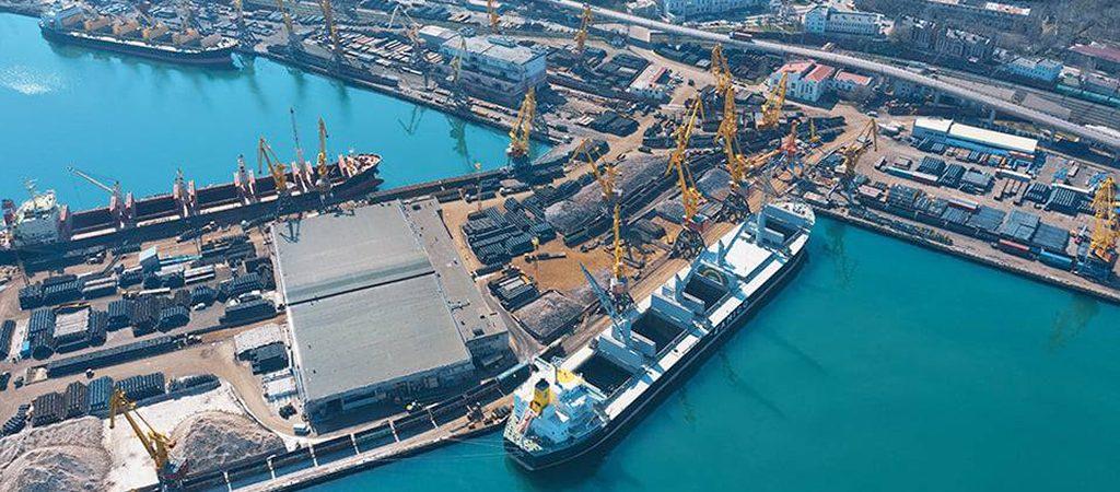 Порт Одесса сократил грузооборот на 19% в январе-апреле