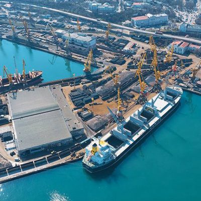 Одесский порт увеличил перевалку металлопродукции на 40% в марте