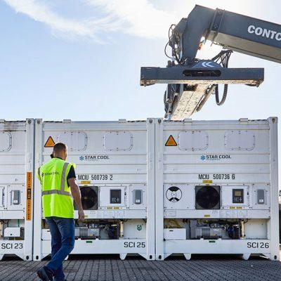 Ставки фрахта рефконтейнеров растут медленнее ставок на сухие контейнеры