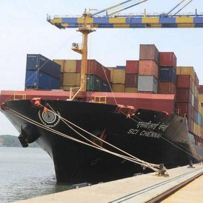 Пять компаний претендуют на приватизацию крупнейшей судоходной компании Индии