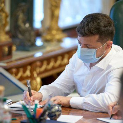 Зеленский подписал законы о налоговых стимулах для инвестпроектов