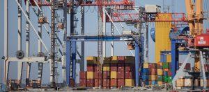 Морпорты сократили контейнерооборот почти на 7% в январе-мае