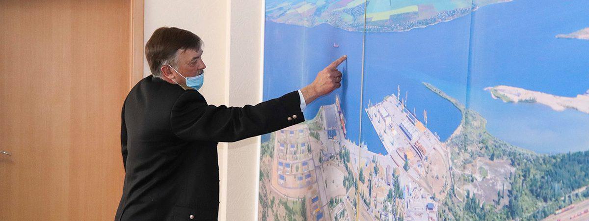 Порт «Ольвия» проведет экологическую оценку концессионного проекта QTerminals