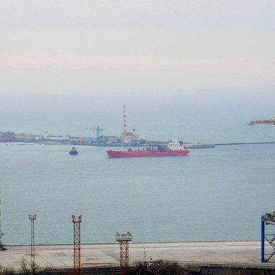 Порт Черноморск возобновил перевалку СУГ
