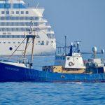 Украинских моряков задержали в Испании за перевозку 18 тонн гашиша