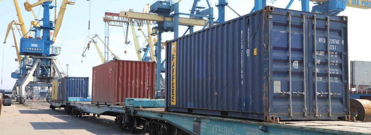 Госстивидор ММТП ведет переговоры о возобновлении перевалки контейнеров