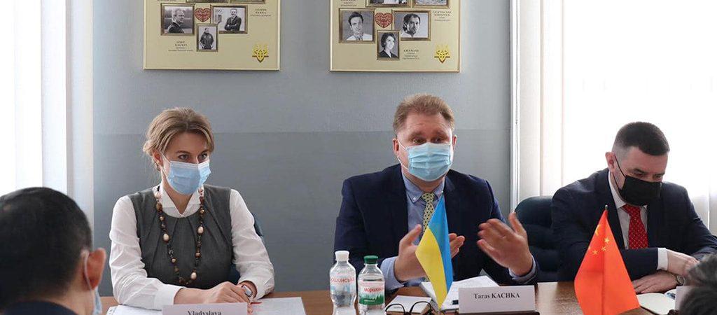 Украина остается надежным поставщиком продовольствия в Китай — Госпродпотребслужба