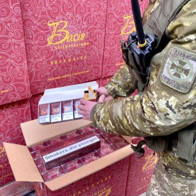 Пограничники разоблачили масштабную контрабанду сигарет из ОАЭ через Одесский порт