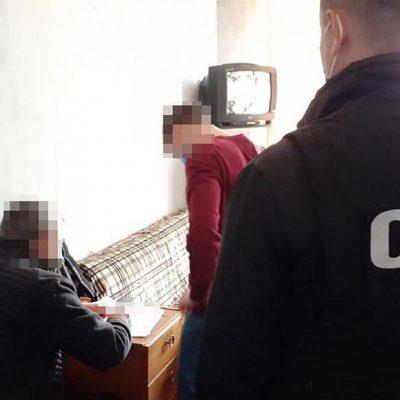 СБУ разоблачила в Бердянске незаконную переправку иностранцев и продажу арестованного сейнера
