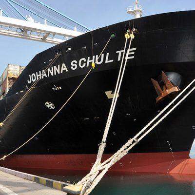 Одесский порт за двое суток принял шесть контейнеровозов