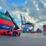 «Бруклин-Киев Порт» обновил рекорд количества загруженных контейнеров на судно
