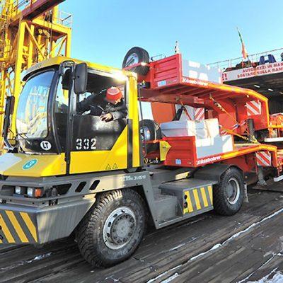Госстивидор «Черноморск» обработал почти 400 тыс. грузов в марте