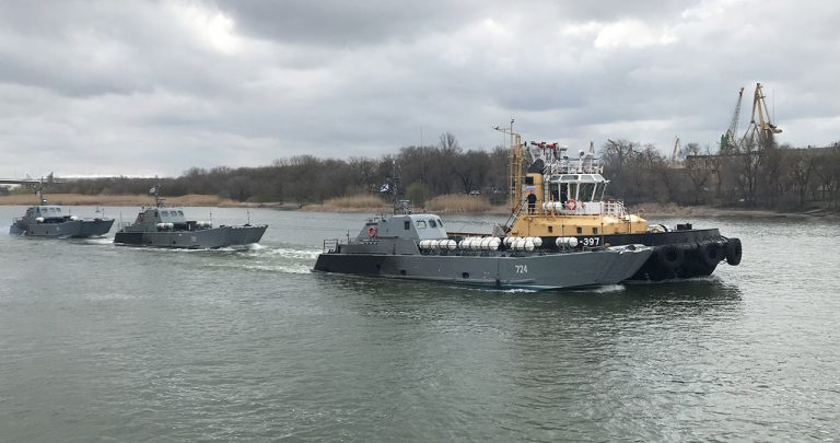 Действия военных РФ в Черном и Азовском морях блокируют важные торговые пути в международных водах — Таран