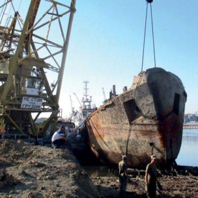 Владелец танкера Delfi оспорил штраф АМПУ в апсуде