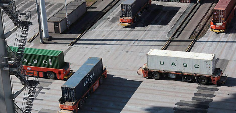 Global Ocean Link открыла контейнерный терминал на границе с Польшей
