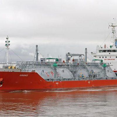 Одеский порт принял газовоз с грузом для «Укртатнафты»