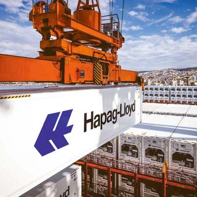 Hapag-Lloyd заказал новых контейнеров на $550 млн