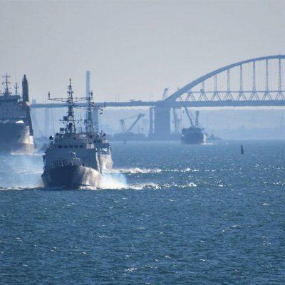 РФ постоянно провоцирует ВМС ВСУ в акваториях Черного и Азовского морей — Хомчак