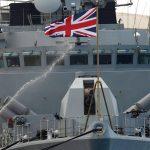 Великобритания направит в Черное море корабли в поддержку Украины