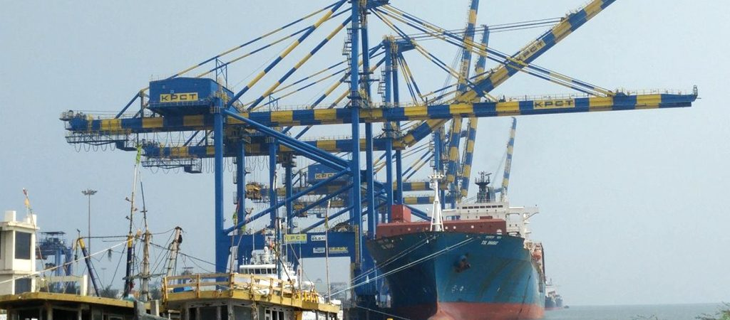 Крупнейший в Индии портовый оператор стал собственником порта Кришнапатнам
