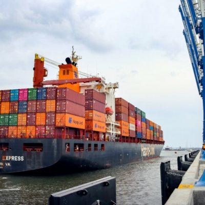В США открылся первый за десятилетие новый контейнерный портовый терминал