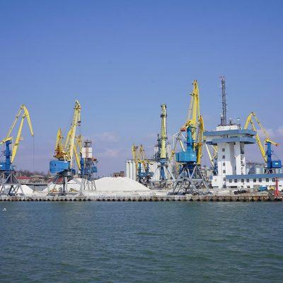 Госстивидор ММТП обработал 1,6 млн тонн грузов в первом квартале