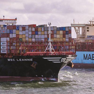 MSC готовится обогнать Maersk в статусе крупнейшей контейнерной линии
