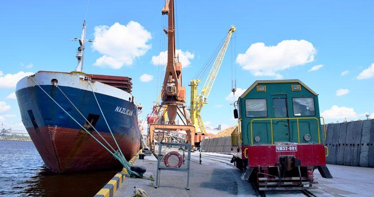 «Ника-Тера» обработала 1,42 млн тонн грузов в первом квартале