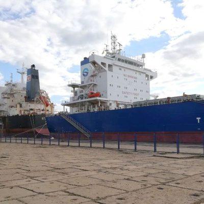 Порт Николаев обработал 153 судна в марте