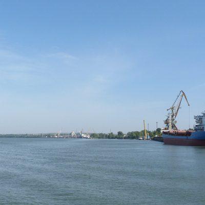Порт Рени сократил грузооборот на 42% в январе-апреле