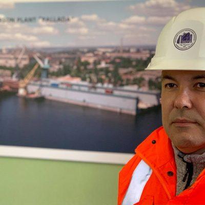 Завод «Паллада» получил нового руководителя