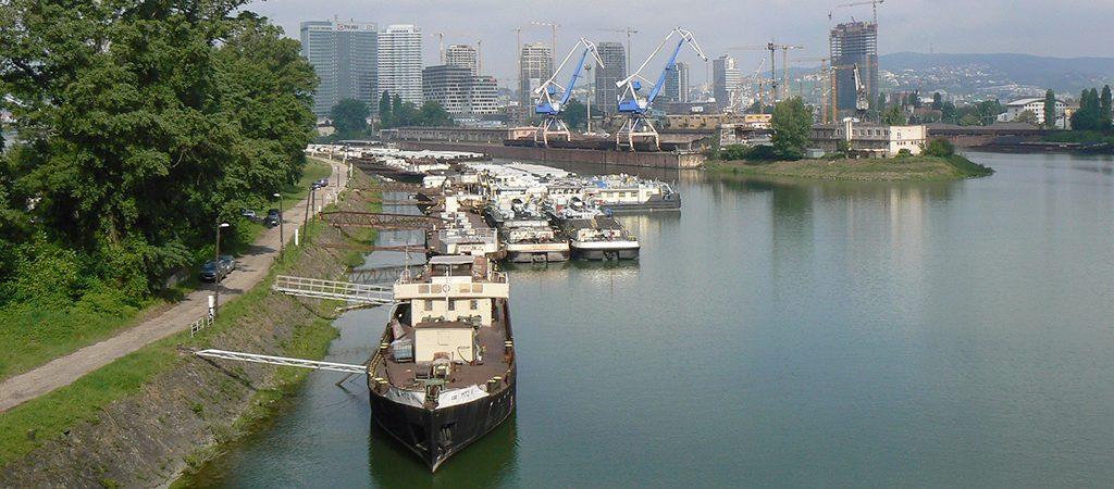 В словацком порту на Дунае появится СПГ-терминал