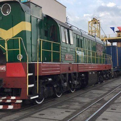 По мультимодальному маршруту Турция—Украина—Литва—Польша отправлены первые контейнеры