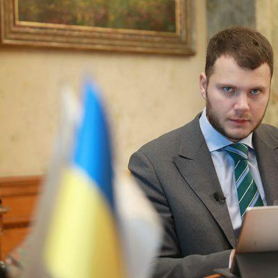 Верховная Рада приняла отставку Криклия