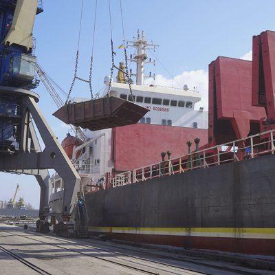 Госстивидор ММТП обработал более 2 млн тонн грузов в январе-апреле