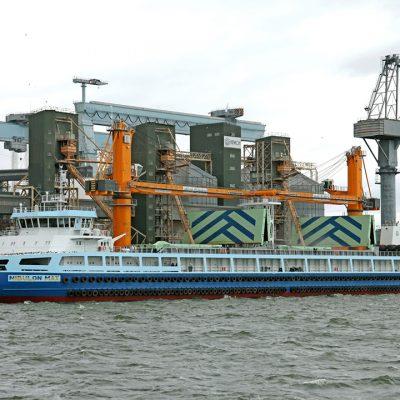 Nibulon Maх отгрузил на экспорт 3,5 млн тонн агропродукции с начала работы