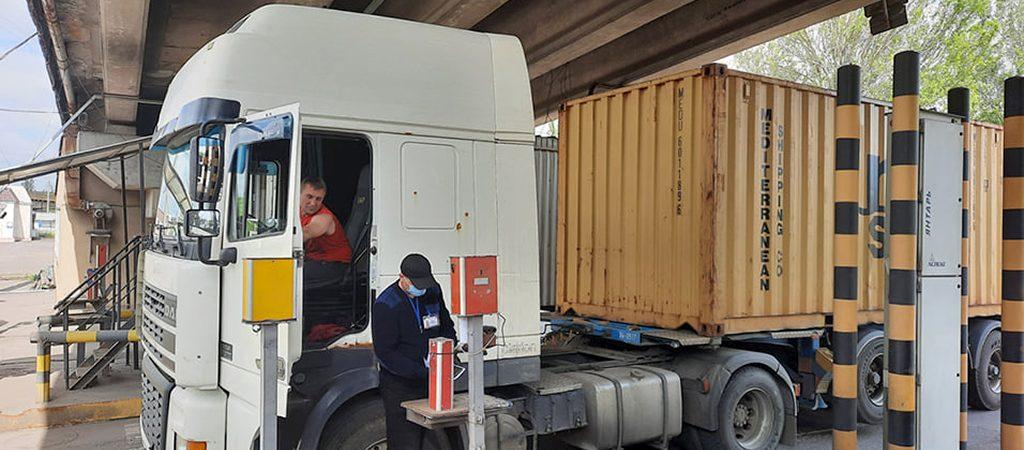 Одесский порт обработал рекордное количество грузовиков за сутки