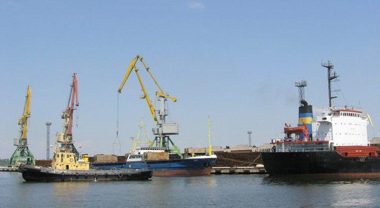 Порт «Ольвия» почти достиг грузооборота прошлого года в январе-августе