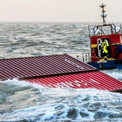 Комитет IMO одобрил создание системы мониторинга потерянных контейнеров