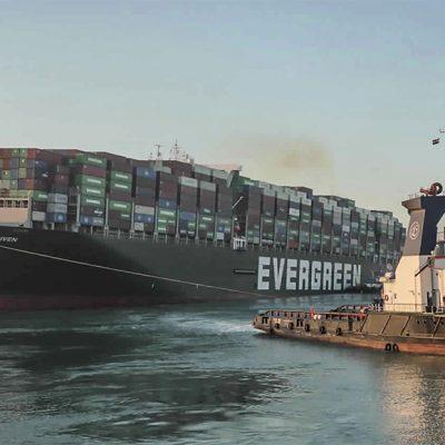 Египет расширит и углубит Суэцкий канал за два года