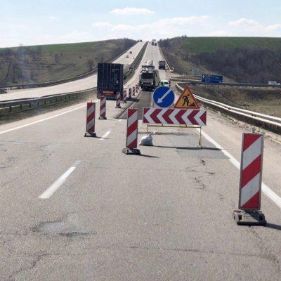 «Укравтодор» ограничил на неделю движение на двух крупных магистралях