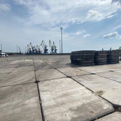 Госстивидор «Южный» построит новый склад открытого хранения